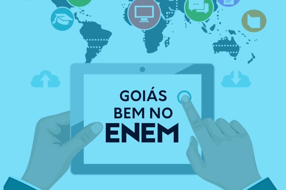 Goiás Bem no Enem